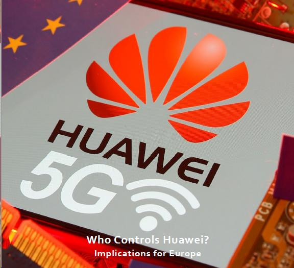 Who controls Huawei? Another look