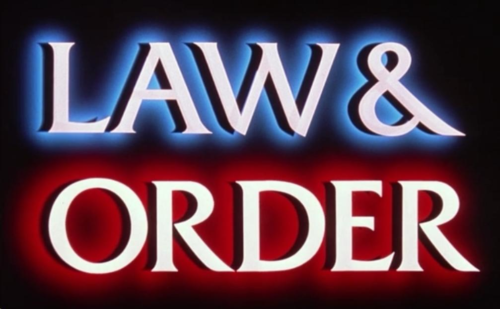 """Rule of law"" versus ""law and order"""